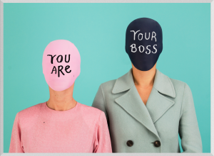 You are your boss